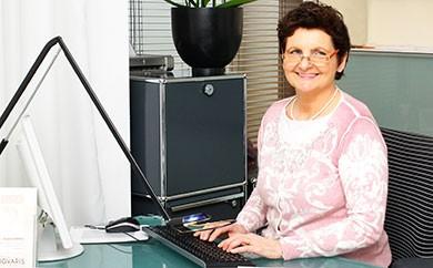Ruth Gones-Marques, Praxis Dr. Anette Schäfer, KL/Kaiserslautern